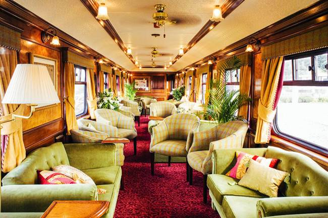 22 BELMOND ROYAL SCOTSMAN SCOTLAND
