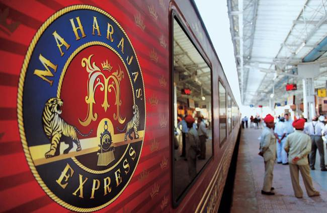 23 MAHARAJAS 'EXPRESS INDIA