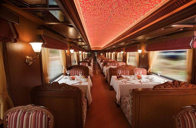 24 MAHARAJAS 'EXPRESS INDIA
