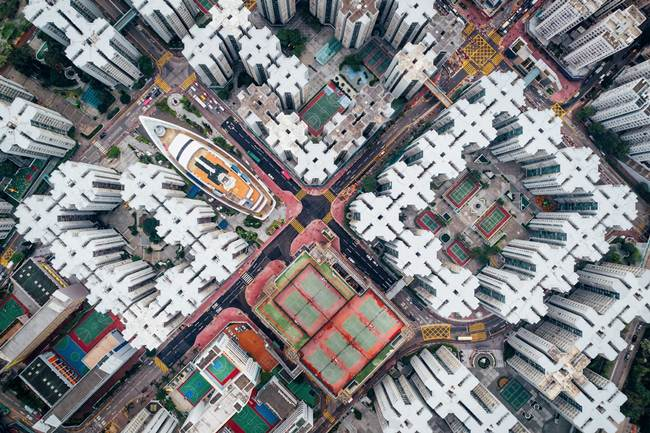 Aerial-View-of-Hong-Kong-show-the-city-senseless-urban-planning-009