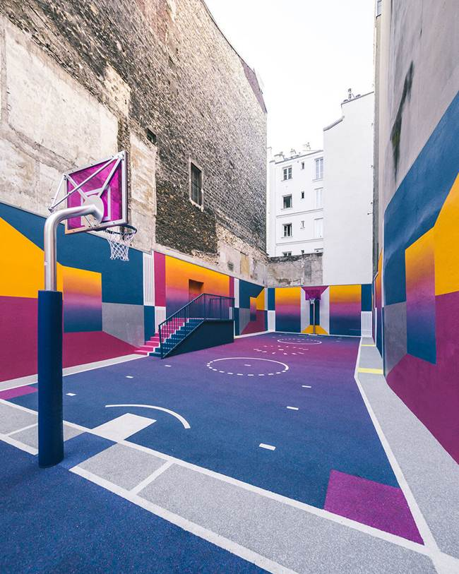 Pigalle-Colorful-Basketball-Court-in-Paris-004