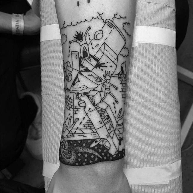 Sean-From-Texas-adorable-and-twisted-tattoos-018
