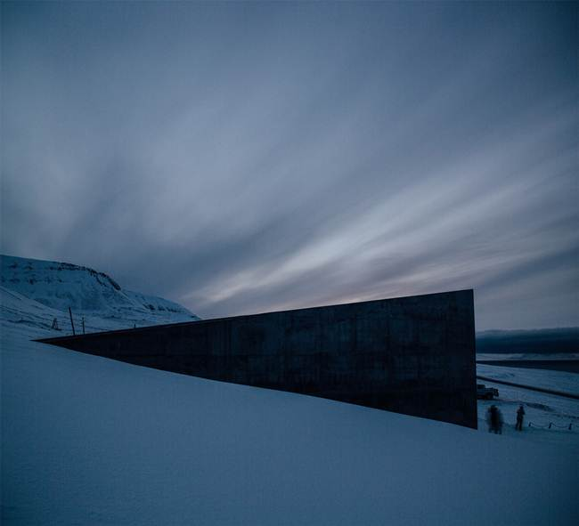 Svalbard Global Seed Vault — The world's largest secure seed storage