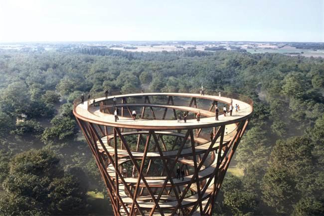Treetop-Experience-Denmark-Forest-Walking-Platform-007