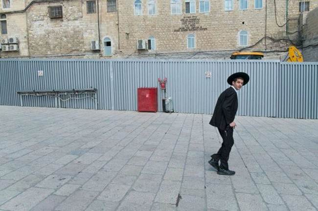 06 Western Wall or Wailing Wall in Jerusalem