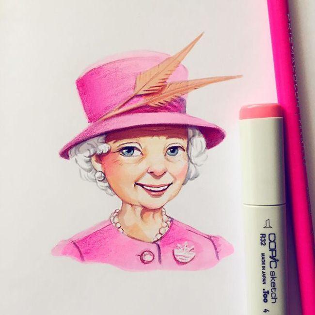 Lera-Kiryakova-Celebrity-illustrations-Art-014