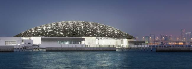 The Louvre Abu Dhabi is approaching its grand opening