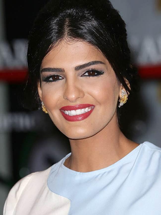 06 Amira al-Tawil, Princess of Saudi Arabia