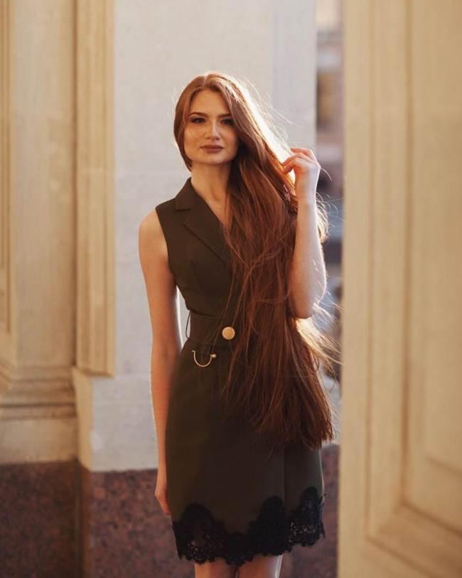 Anastasiya Sidorova Struggling With Baldness To The Owner