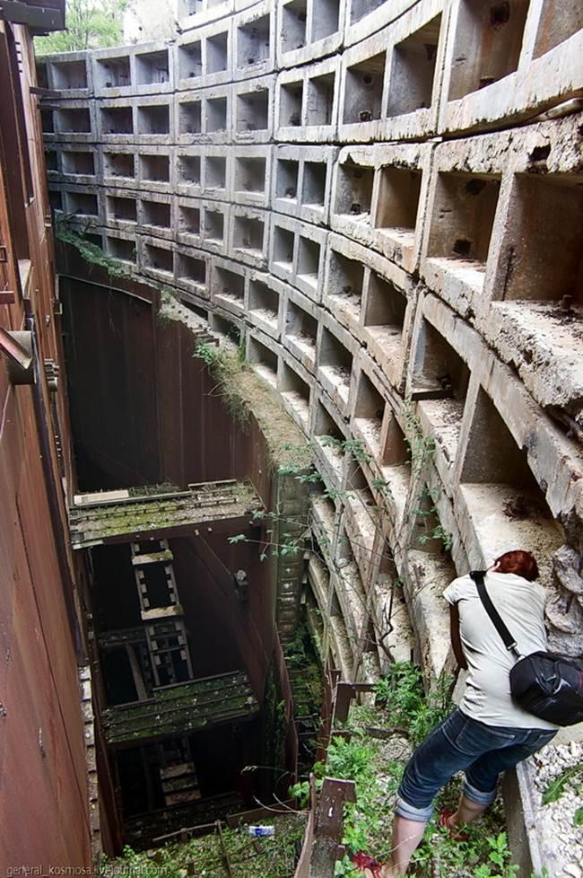 Olişcanilor forest Bunker | Sholdanesht,USSR