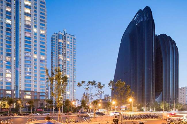 Chaoyang-Park-Plaza_The-Mountain-Skyscrapers-Gudsol-008