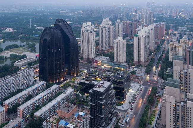 Chaoyang-Park-Plaza_The-Mountain-Skyscrapers-Gudsol-012
