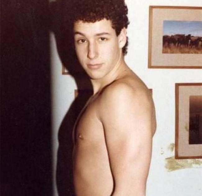 Adam Sandler, 20 years old