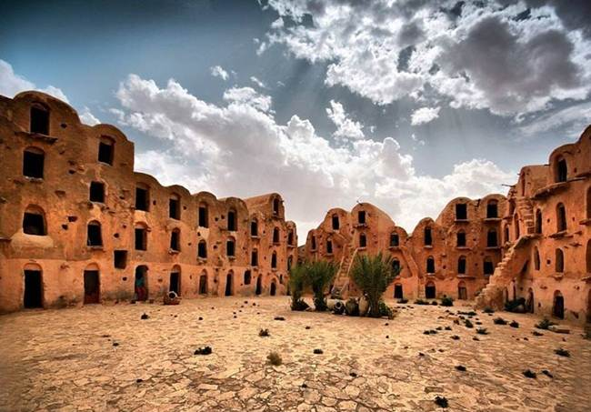Ksar Ouled Soltane | The 500-years-old slave quarters in Tataouine