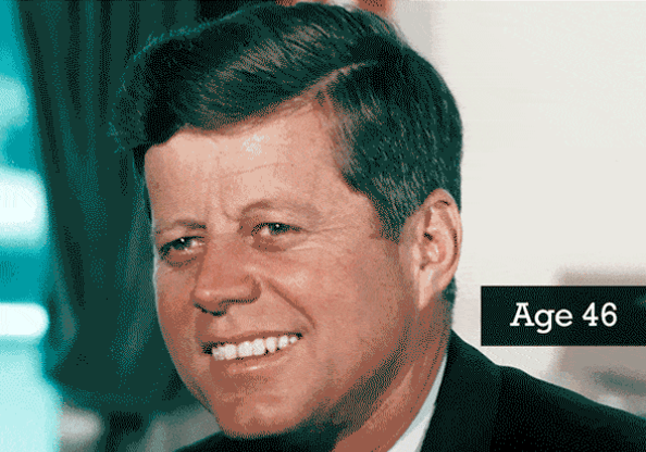 06.john kennedy - 35th president of the united states