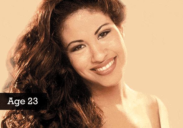15.selena - american singer