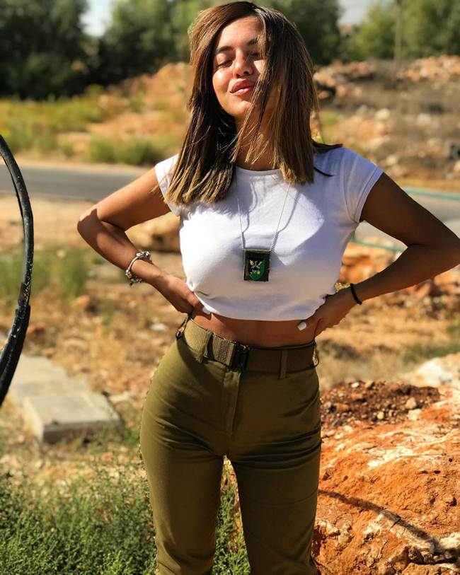 Girls of israel