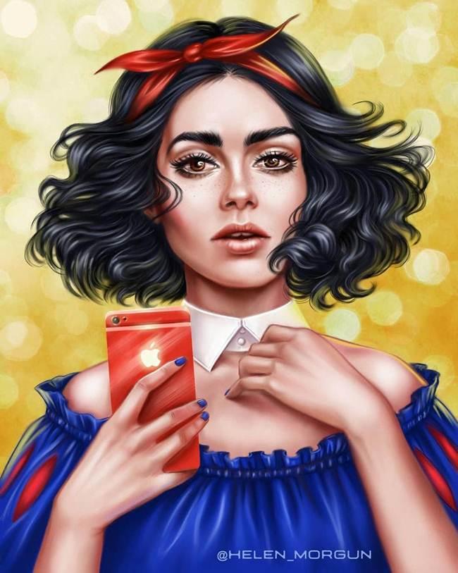 Russian_artist_Elena_Morgun_and_Hollywood_Disney_princesses-010