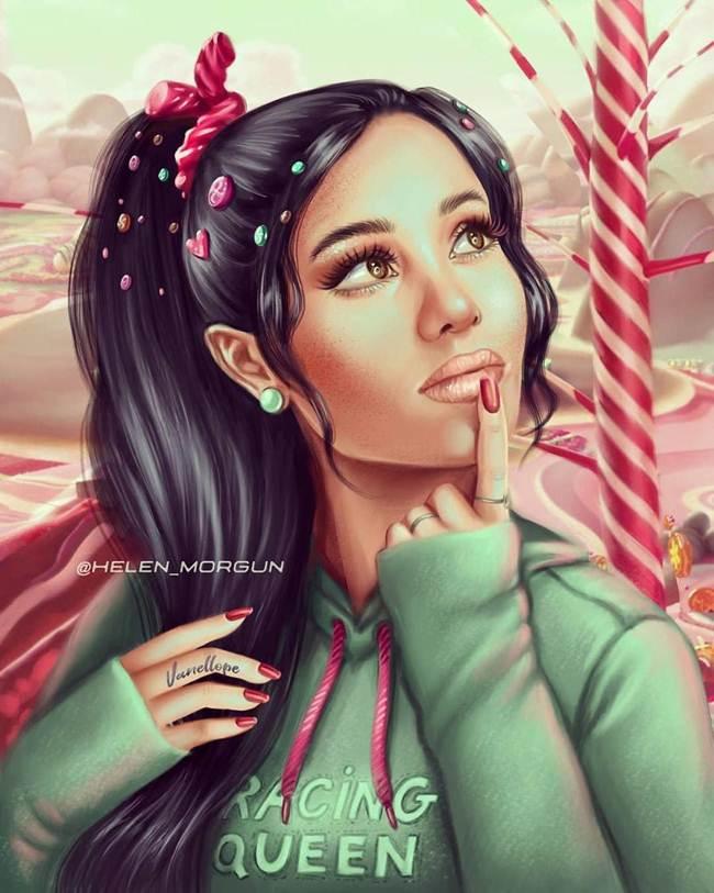 Russian_artist_Elena_Morgun_and_Hollywood_Disney_princesses-015