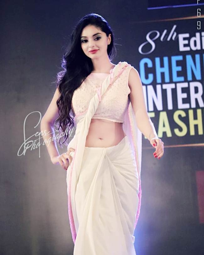 Sanam Shetty | South Indian Model and Actress