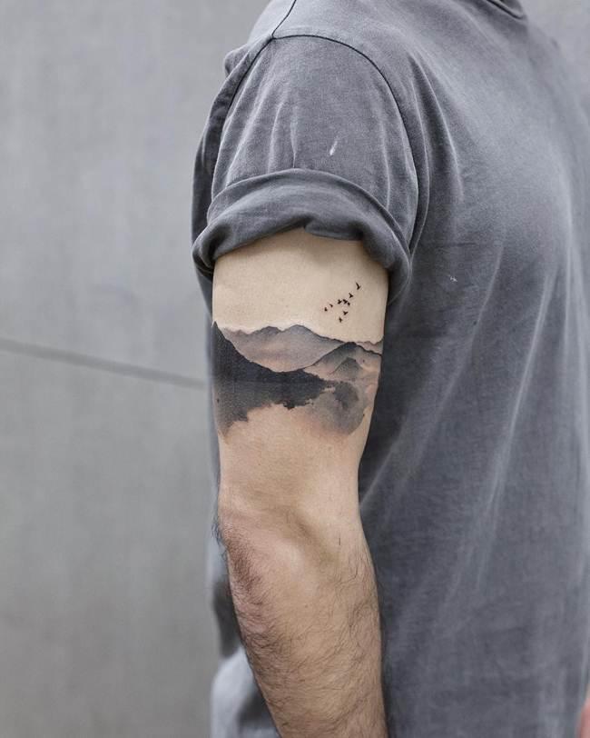 Special-One-line-tiny-tattoo-014