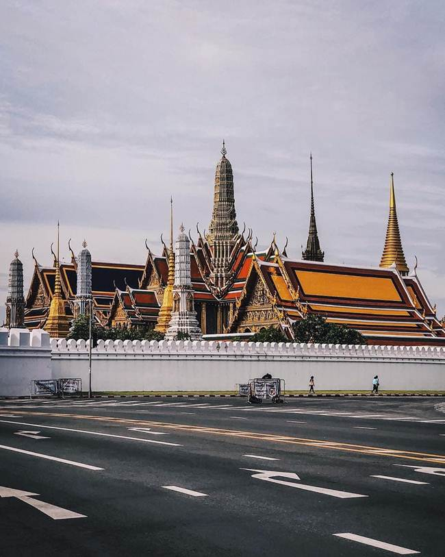 15. Temple of the Emerald Buddha, Bangkok, Thailand